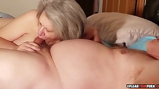 Older Daughter Sucking A Cock Comparable to A Pro