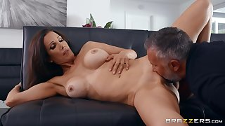Man with steel inches shows this cheating wife someone's skin best orgasms