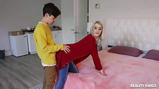Superb mommy porn alongside scenes of hardcore