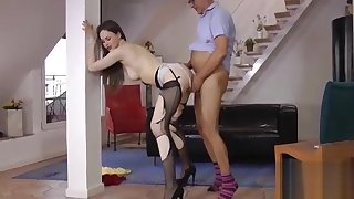 Remarkable Tina Kay adores fucking back a lot