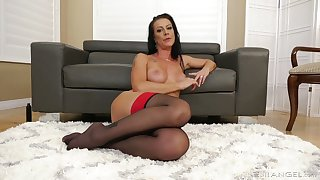 Sexy full force housewife Texas Patti is eager for your meaty beamy dong