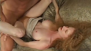 Tiro adult redhead slut spreads her hands together with rides a dick
