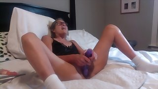 Nasty 60 Year old Granny Housewife Only Video