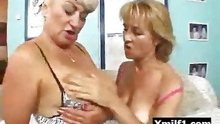 XXX Mom Boobs
